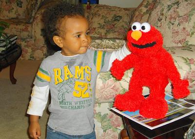 More Elmo.