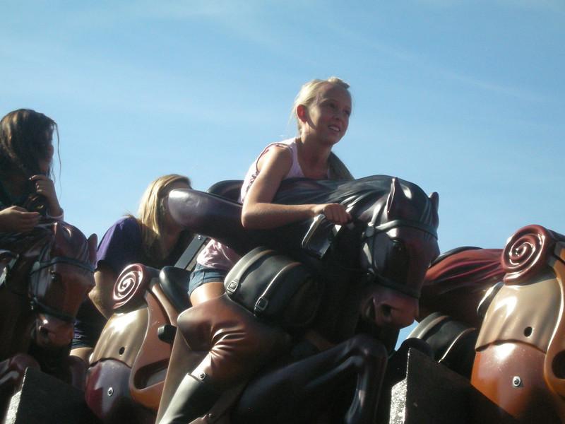 Ride 'em Bailey!