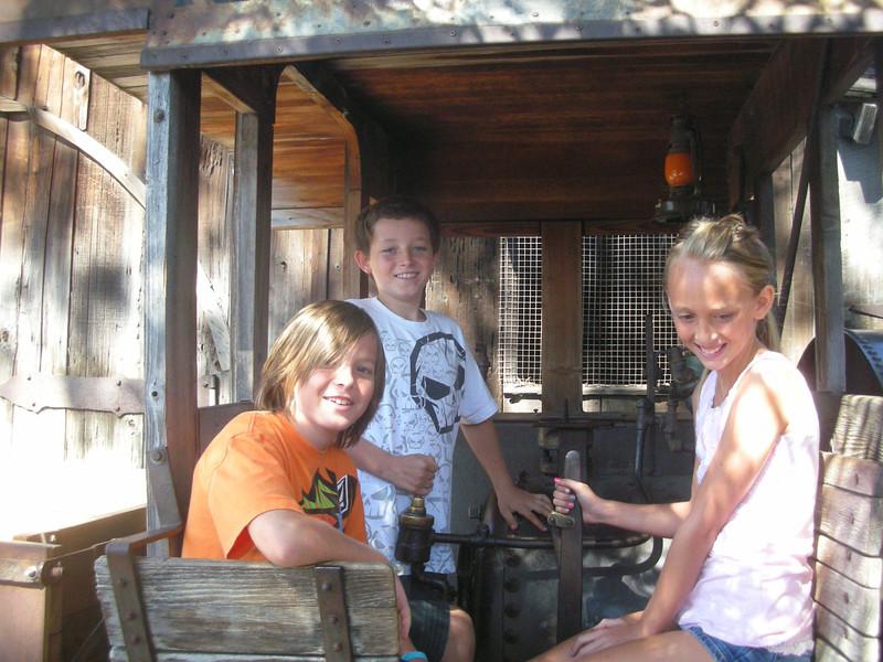 Three great kids!