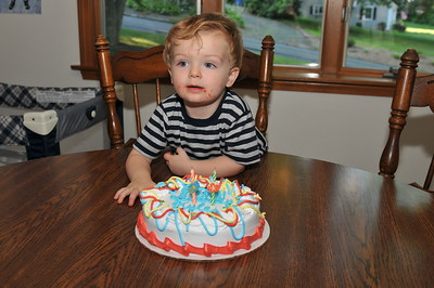 Kyle's 2nd Birthday