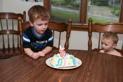 Kyle 3rd Birthday