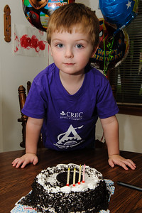 kyle's 4th Birthday