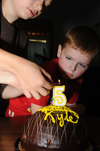 Kyle 5th Birthday