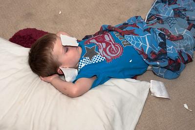 Taking A Nap 6-5-2012