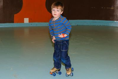 Roller Skating 3-24-2013