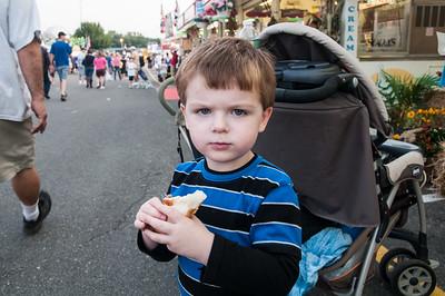 Feeding Time Big E 9-15-2012