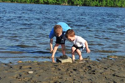 River Mud  7/11/12