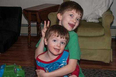 Kyle & Christian 1-01-2013