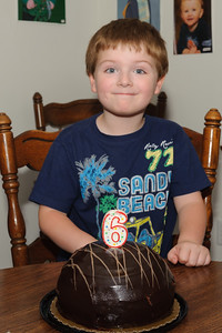 Kyle's 6th Birthday