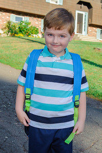 First day school at ECS