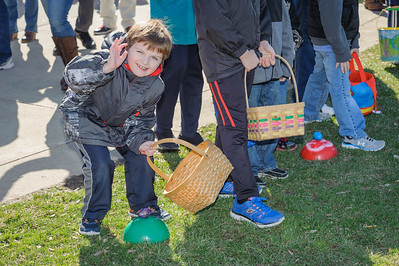 CHS Easter Hunt