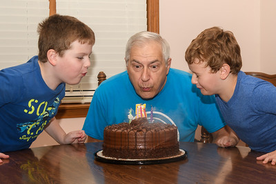 Papa's 75th Birthday