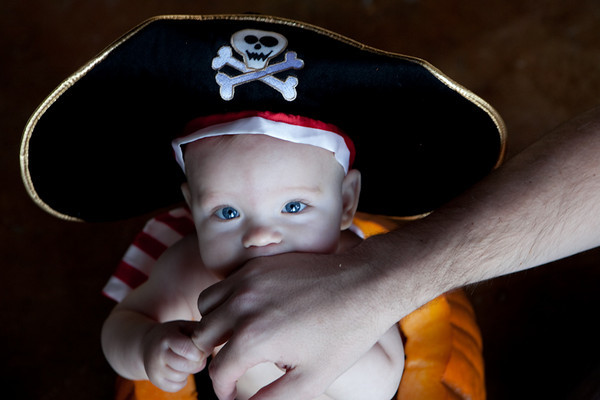 Liam's First Halloween