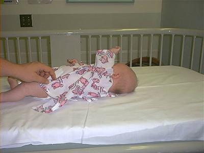 Lilah Surgery 2003