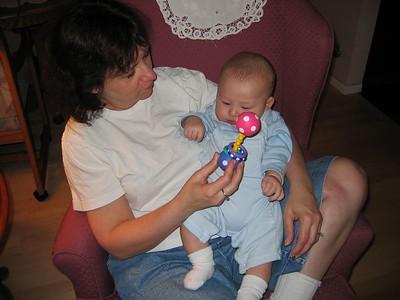 Luke 4-8-2005