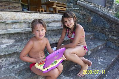 Madeleine et Eva