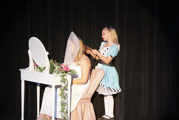 Alice in Wonderland - April 2012
