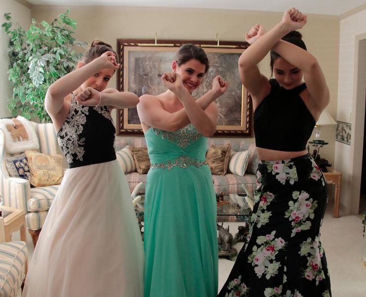 Jordan, Makenzie & Lacey