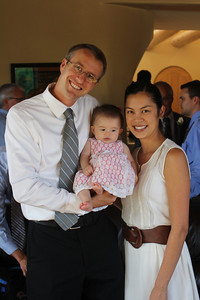 At Kjirsten & Jens' Wedding