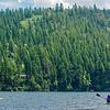 Lake fun 21 vert pan (Cliff kayak & Ember SUP)