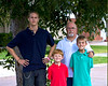 Joey(17), Josh(6), Mark(??), and Jacob(11) shot in aperture priority @ ISO200 and F8.