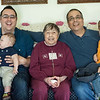 Four generations of Costabile DeSantis' descendents..