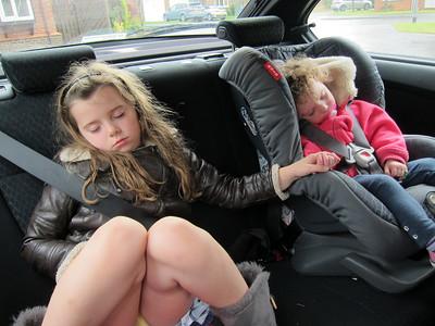 More Chloe & Olivia (Oct, Nov, Dec 2012)