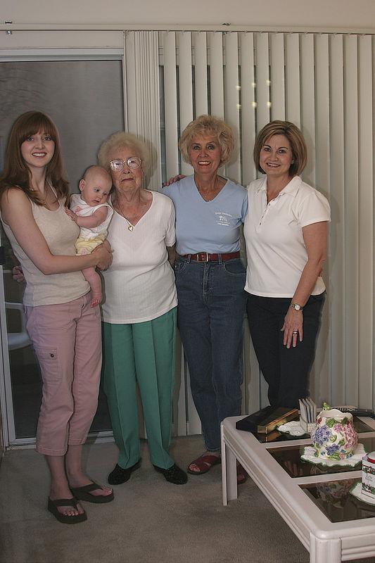 Five generations!