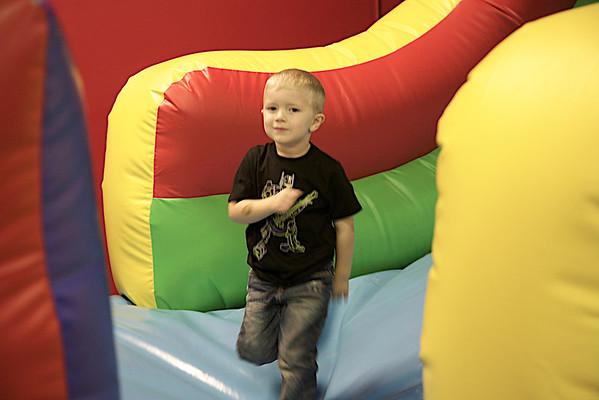 Nathaniel age 4