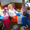Best part of birthdays -- opening the gifts.
