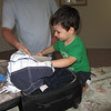 Looking for surprise in Damper's suitcase
