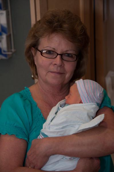 Grandma Sara and Nolan