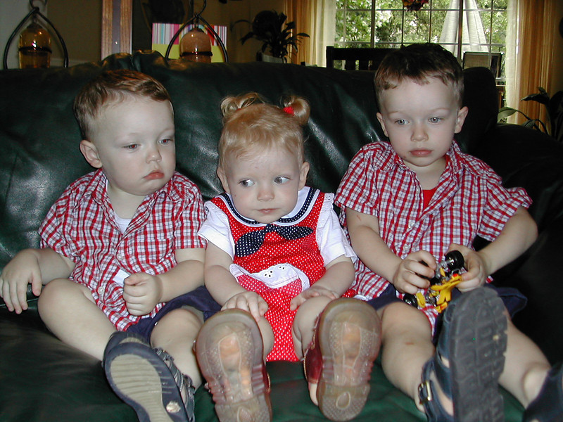 Browsed through my archives to put together a collection of some of my favorite pix our grandchildren when they were younger. I might be biased, but I think they are the cutest kids in the universe. Brings back some great memories.