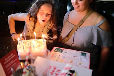 Olivia's 8th Birthday