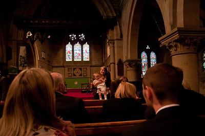 Olivia's Christening 17 Jul 2011
