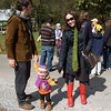 Here we are at Owl's Hill for the 2009 Hoots and Hayrides.  It is our first nice sunny day in a long stretch.