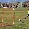 """April 30 - Final soccer practice and """"game"""" of the Spring"""