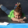 March - trampoline fun