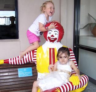 Paige Harris & her friend Maddie