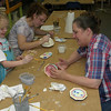 We spent the weekend with Annette and Katie. Katie is helping Sandy while working on ceramics at a shop in Kirbyville.