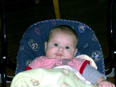 RYLEY AARON JONES - 14 weeks old