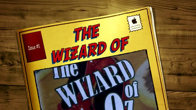 SLIDE SHOW OF Wizard of Oz Play