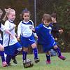Sam and Porter Soccer 2013 Game 3