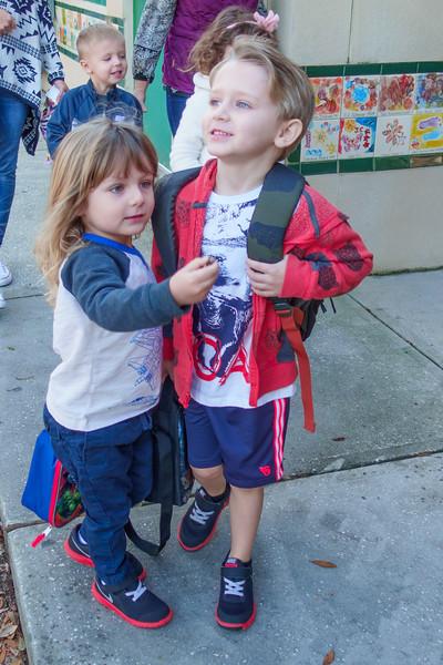 School Days - Beginning