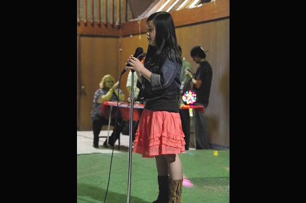 Ava Talent Show 2010