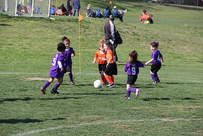 Catelyn Spring Soccer 2013