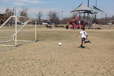 Christian Spring Soccer 2014