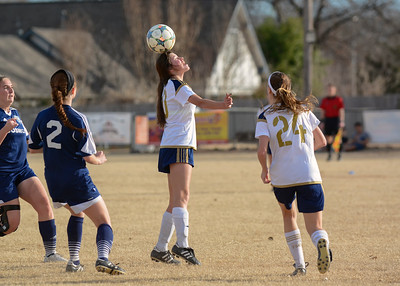 Olivia and Nic Soccer