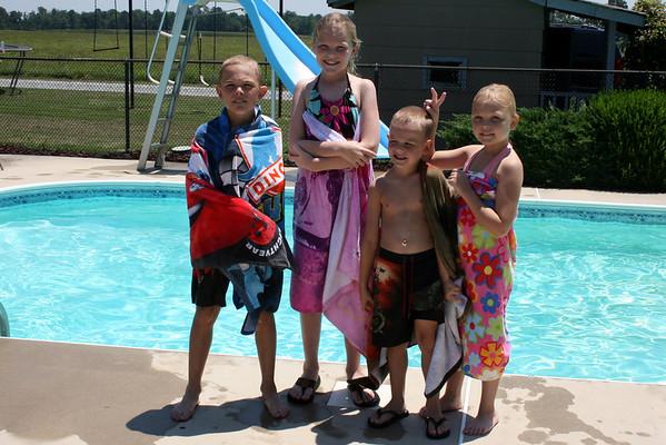 Swim Lessons 2010