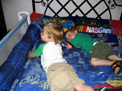 NEW BRUNSWICK DAY AT NANI & PAPI - AUG 2006